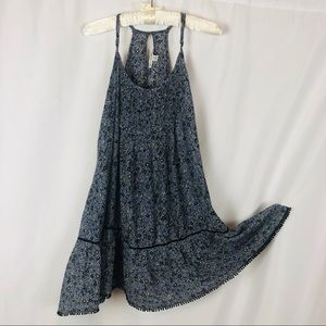 American Eagle Adjustable Strap Baby Doll Dress S